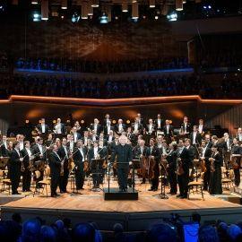 Silvesterkonzert mit Simon Rattle und Joyce DiDonato | Berliner Philharmoniker