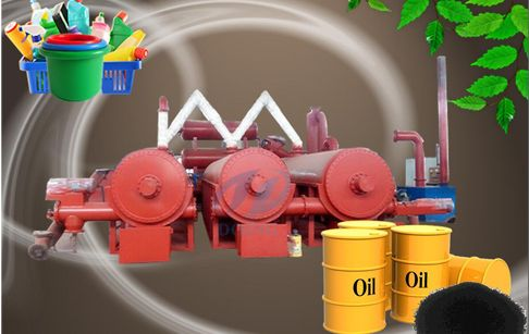 Pin by pyrolysisplant on Waste tire oil pyrolysis plant to