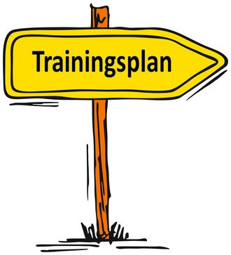 Trainingsplan erstellen kostenlos für zuhause (Abnehmen, Muskelaufbau)