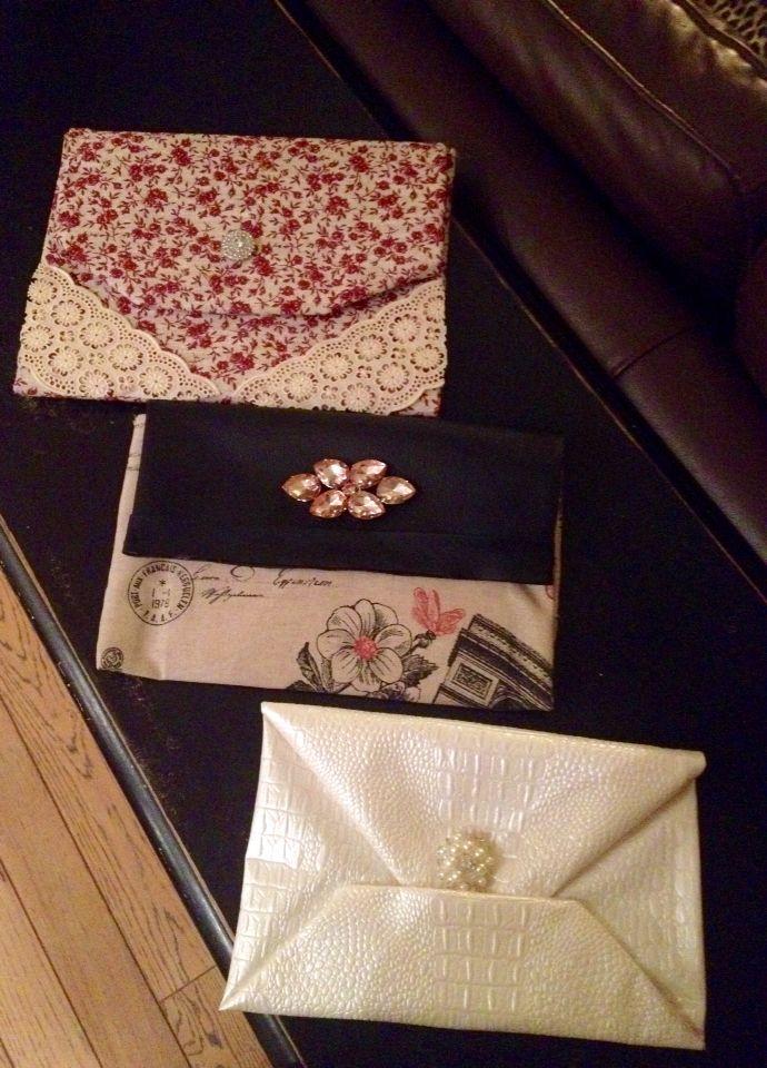 My creations # bag #clutch