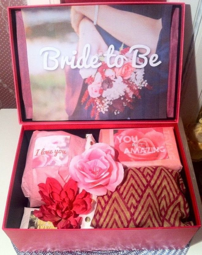 Details about  /Bride Care Package for Her Bridal Shower or Wedding Gift