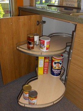 Kitchen Organization - contemporary - cabinet and drawer organizers - boise - Jeff Kern