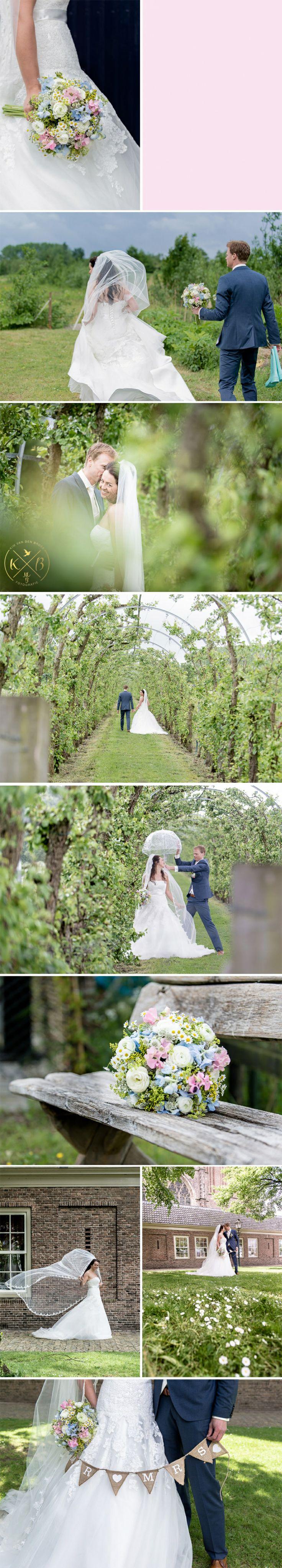 Mark & Lydia, Khotinsky, Villa Augustus & Bellevue at Dordrecht The Netherlands. Wedding photography by www.kimvandenbroek.nl