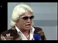 NWA WRESTLING ric flair - real men stay up