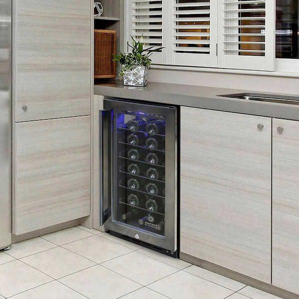 Best Small Wine Cooler Top Small Wine Fridge Picks 2019 Wine Blog