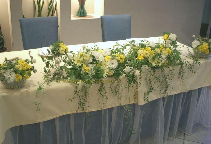 ゼニス レモンイエロー : 一会 ウエディングの花