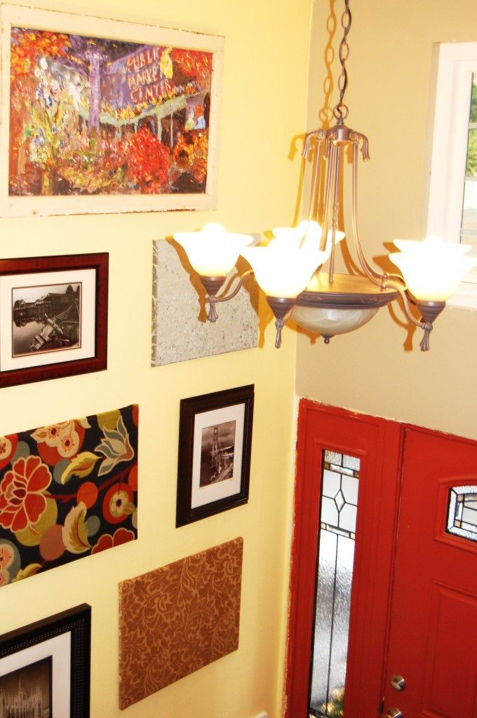 Split Level Entryway Home Split Level Home Pinterest