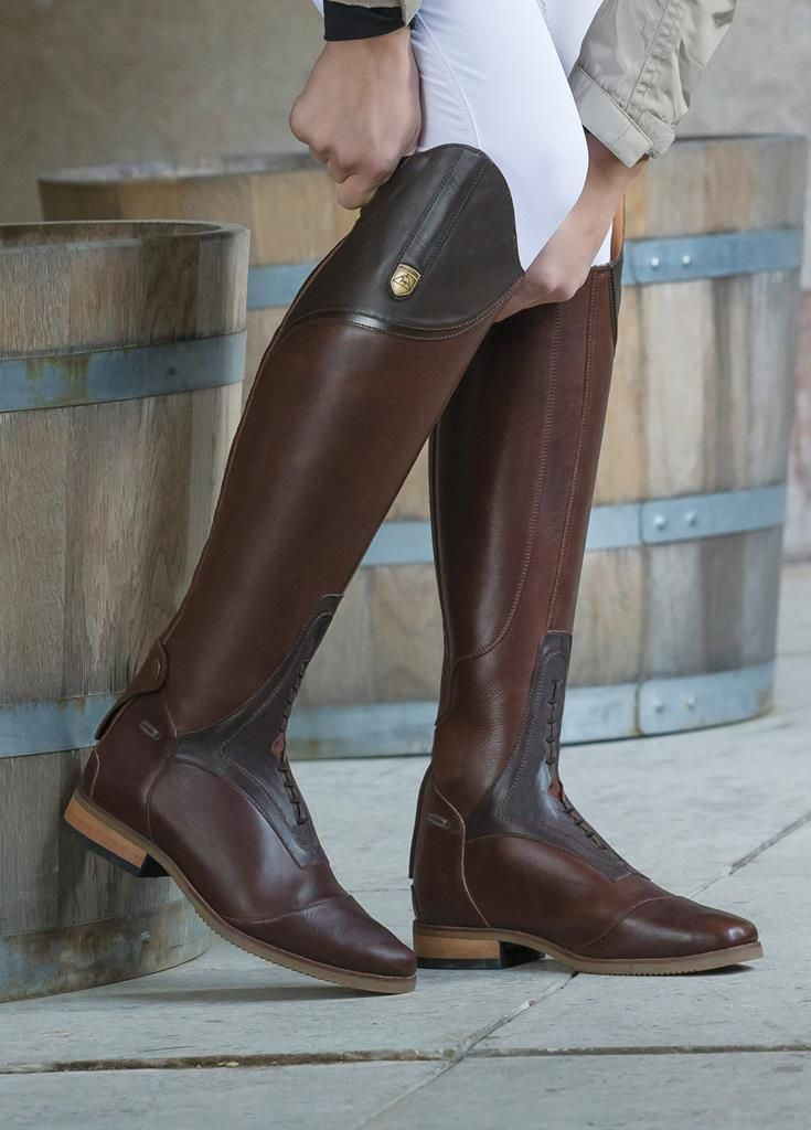 Paradise Farm and Tack� - Mountain Horse Sovereign Field Boot, $389.00 (http://www.paradisefarmandtack.com/mountain-horse-sovereign-field-boot/)