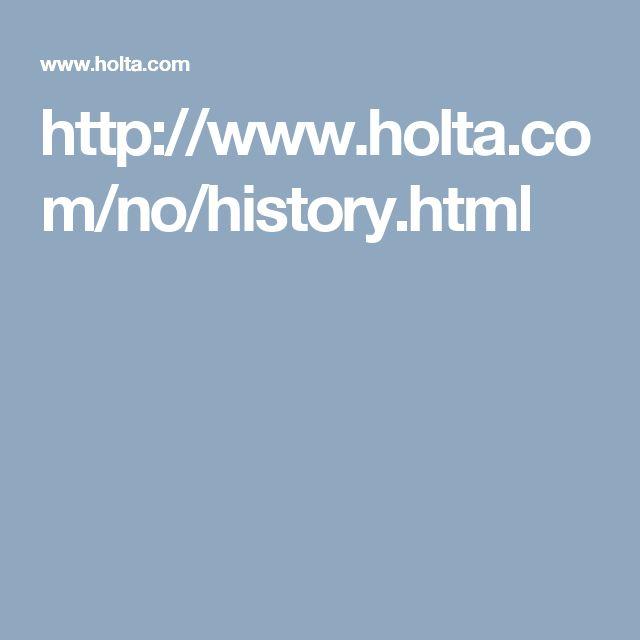 http://www.holta.com/no/history.html