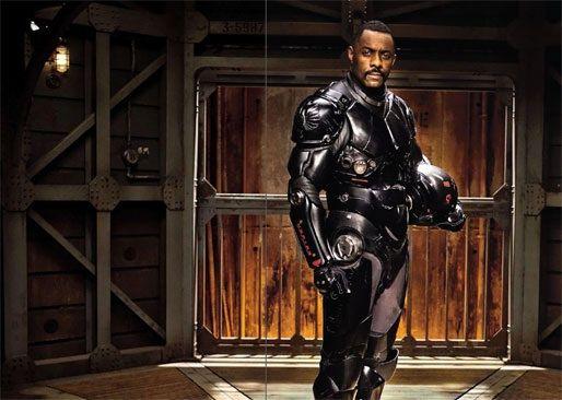 First image of Idris Elba in Guillermo del Toro's Pacific Rim