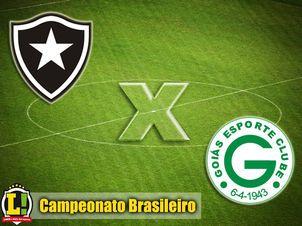 BotafogoDePrimeira: Botafogo x Goiás tem ingressos a partir de R$ 15