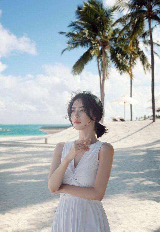 Cô gái Hàn Quốc với vẻ đẹp thanh khiết xứng danh thần tiên tỷ tỷ! - Ảnh 24.