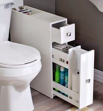 1000 Ideas About Narrow Bathroom Cabinet On Pinterest