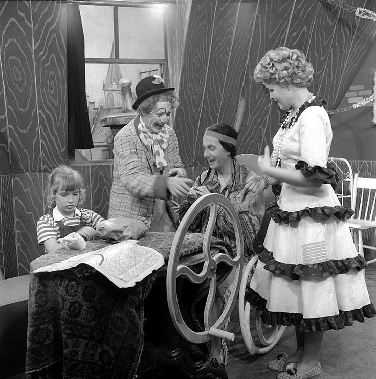 Pipo, Mamalou, Klukkluk en Petra