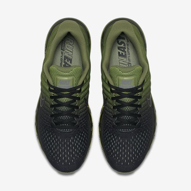 release date a5610 b2c31 Chaussure Nike Air Max 2017 Homme Noir Olive | nike-air-max ...