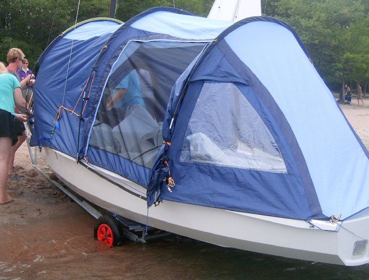 the 2013 International Rally: boom tent demo - 1