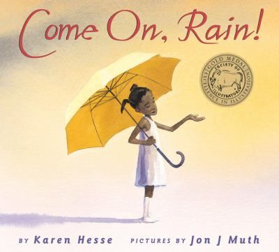 FICTION:A young girl eagerly awaits a coming rainstorm to bring relief from the oppressive summer heat.