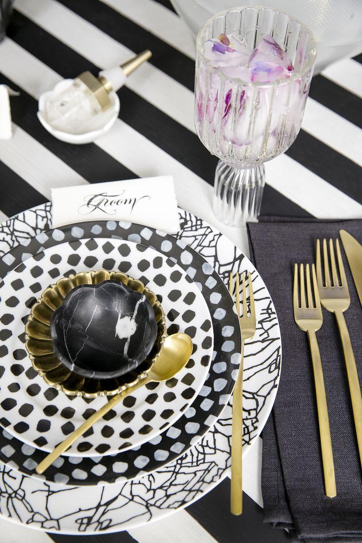 94 best Dinnerware images on Pinterest   Kelly wearstler ...