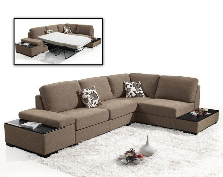 Sofa BedSleeper Sofa Presenting a minimalist design and style the Risto Fabric Sectional Sofa gives your utmost need for functionality and pragmatism