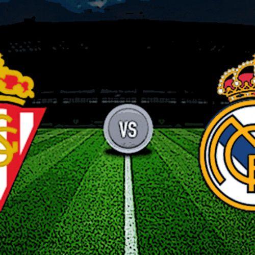 Mi Opinión sobre el partido del Real Madrid en Gijón ayer Domingo