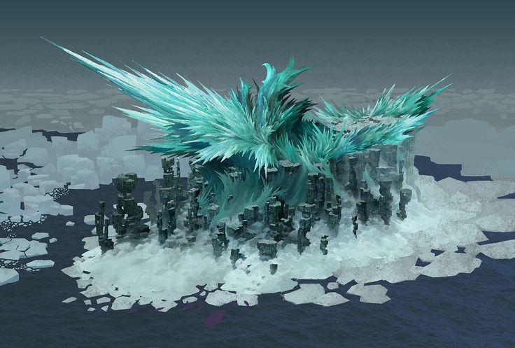 Dragon Mountain concept.