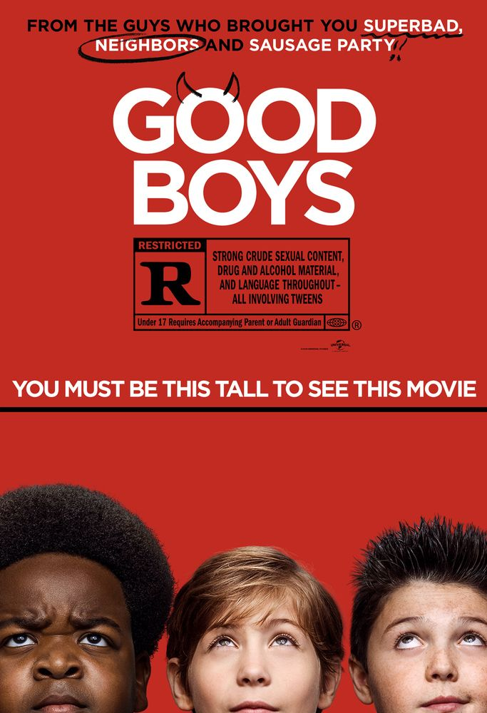 Good Boys [DVD] [2019]