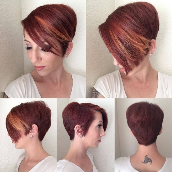 2722 best Short Wedge hairstyles images on Pinterest | Bob hairs, Hair cut and Short bobs