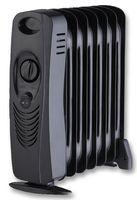 PEL00487 - Mini Oil Filled Radiator, 700W Black