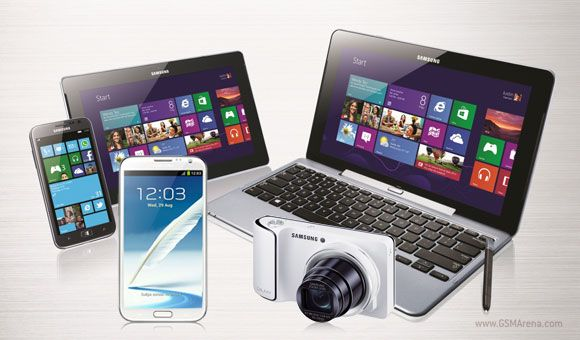 IFA 2012: Samsung overview - GSMArena.com