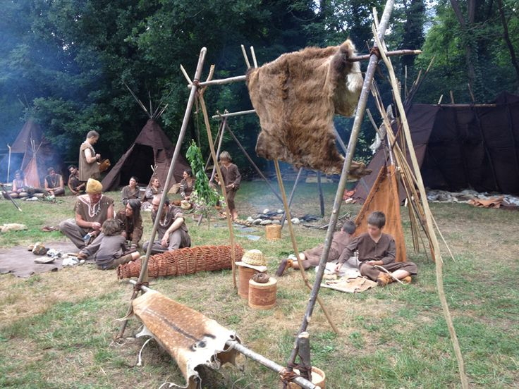 Recherche sur les hommes prehistoriques