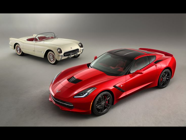 2014 Chevrolet Corvette Stingray   1953