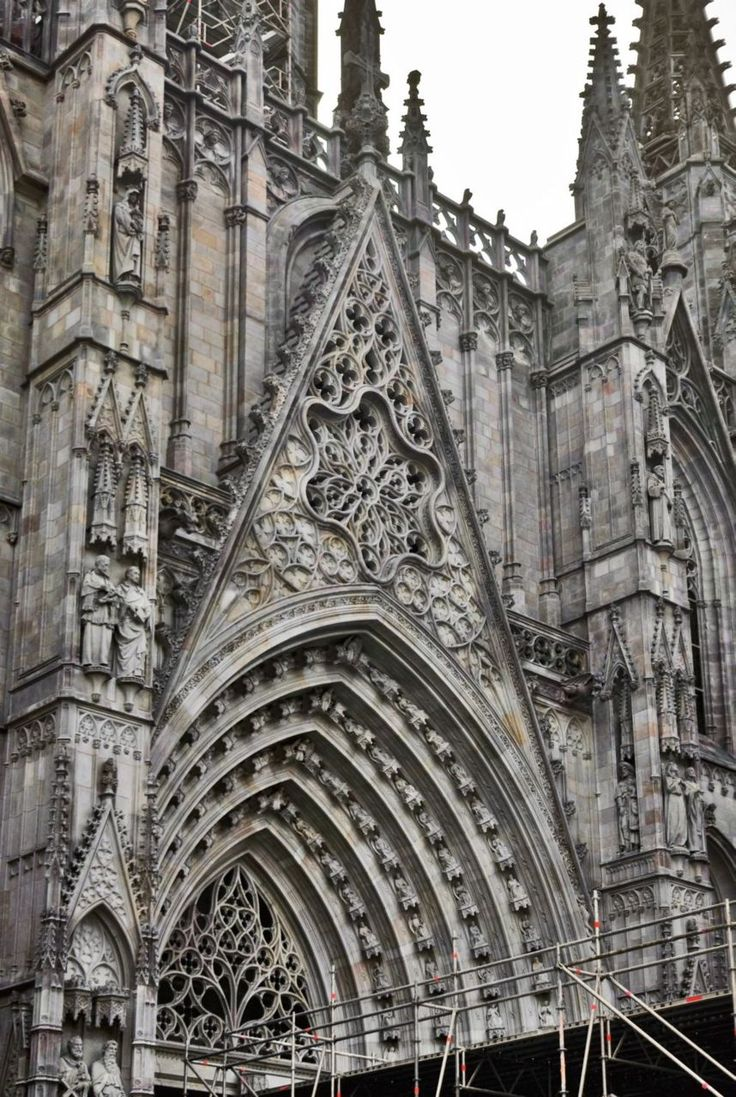 The architecture is just... wow!