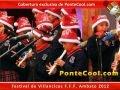 Festival de Villancicos Navideños en Ambato 2012