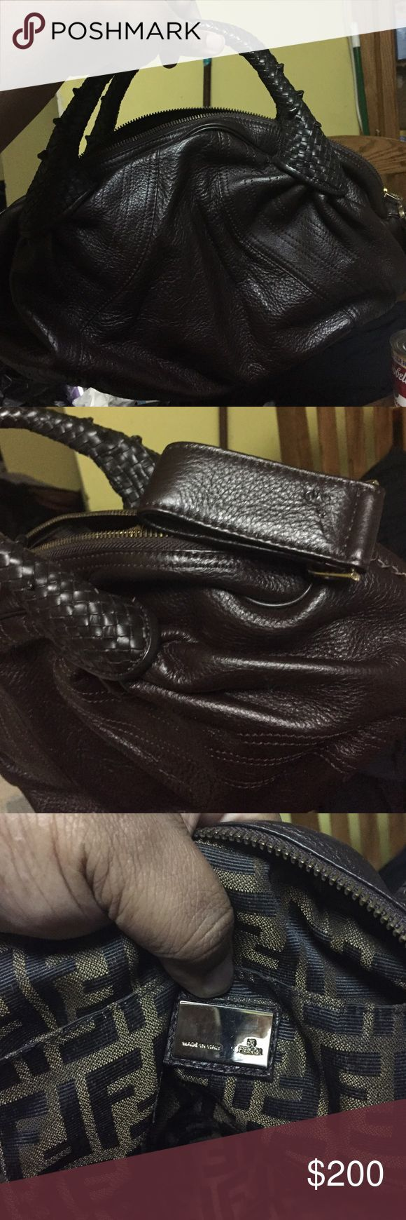 Brown Fendi leather bag Chocolate brown Fendi bag with Fendi signature lining. Fendi Bags Mini Bags - designer crossbody bags sale, bags for sale, shoulder bags and totes *sponsored https://www.pinterest.com/bags_bag/ https://www.pinterest.com/explore/bag/ https://www.pinterest.com/bags_bag/radley-bags/ https://www.walmart.com/cp/bags-accessories/1045799