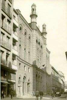 1935. ARumbach Sebestyén utcai zsinagóga