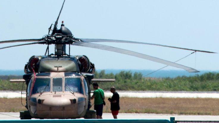 Ισχυρισμός: Πράκτορας της CIA στο ελικόπτερο με τους 8 αξιωματικούς που έφτασαν στην Ελλάδα