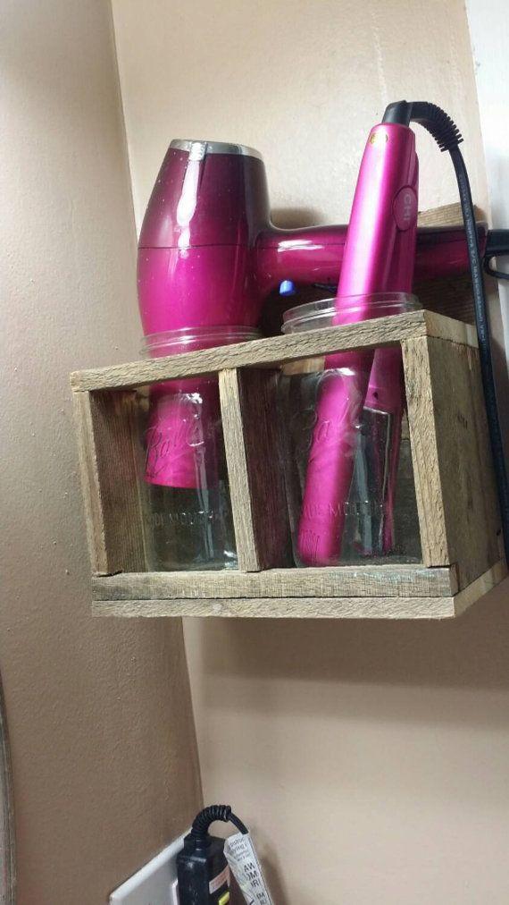 Best 25 Hair Dryer Holder Ideas Only On Pinterest Hair Dryer Storage Curling Iron Holder And