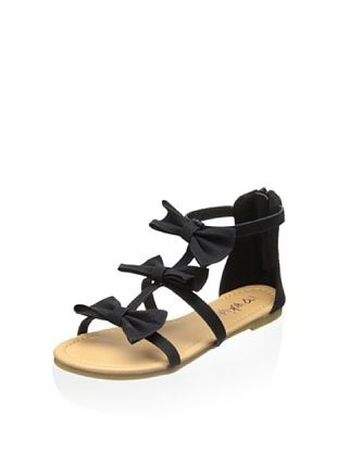 51% OFF Yoki Kid's Cute-05K Sandal (Black)