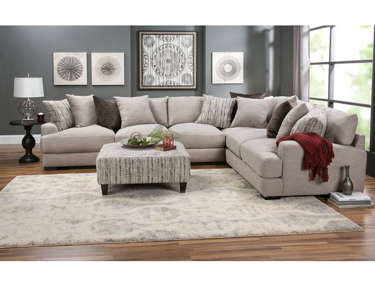 Wake Collection Sectional Room ColorsLiving FurnitureHouse