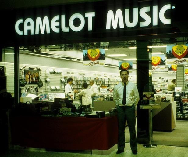 camelot music Lost stores in Chicago