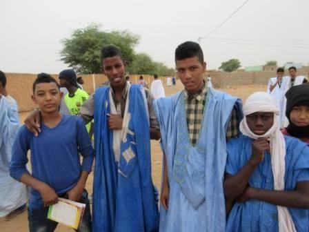 MAURITANIE : la Chargée de Programmes de l'Ambassade des Pays Bas en mission à Nouakchott