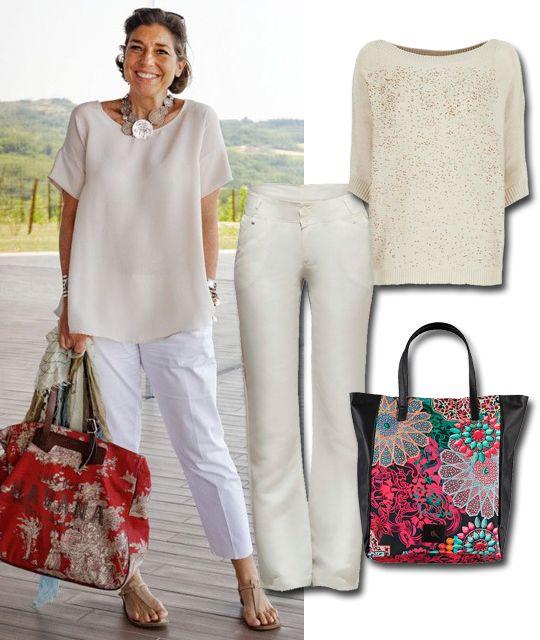 Moda para mulheres maduras | Dicas de Moda Posthaus