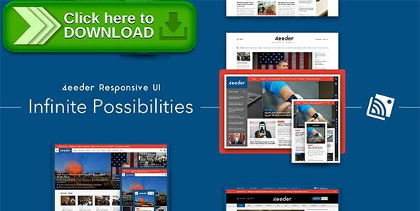 [ThemeForest]Free nulled download 4eeder - A Responsive Web UI Kit from http://zippyfile.download/f.php?id=298 Tags: interface, magazine, media, mobile, news, press, professional, responsive, sketch, tablet, ui, ux, vector, web, website