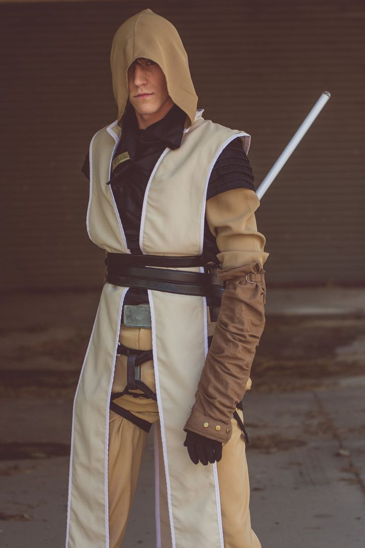 starkiller jedi costumes - Google Search