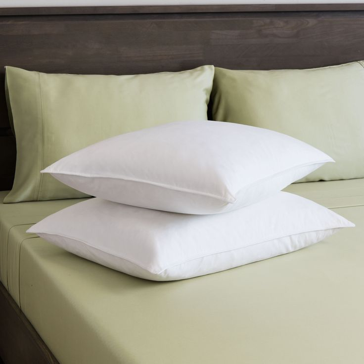 St. James Home Goose Feather Pillow