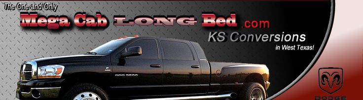 Mega cab long bed Dodge!