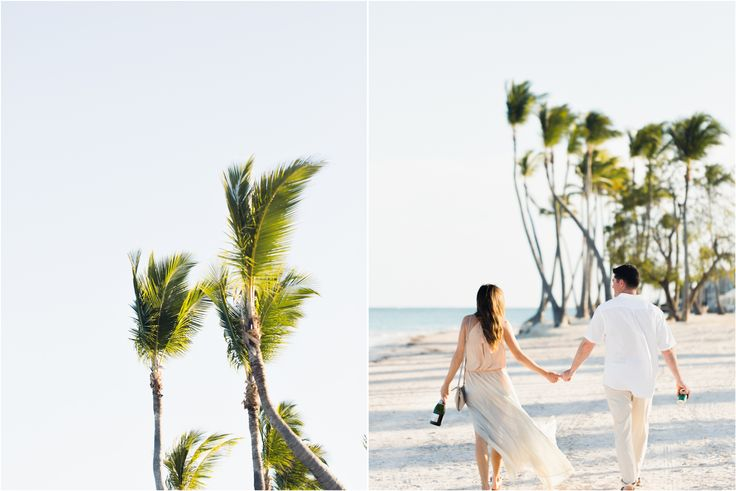 KELLY + TYLER Days like this is... The pictures tells the perfect romance story... dont you think? Kelly + Tyler got engaged the weekend before there little vacation to the Sanctuary in Cap Cana. So Kelly jumped online, and scheduled a last min engagement