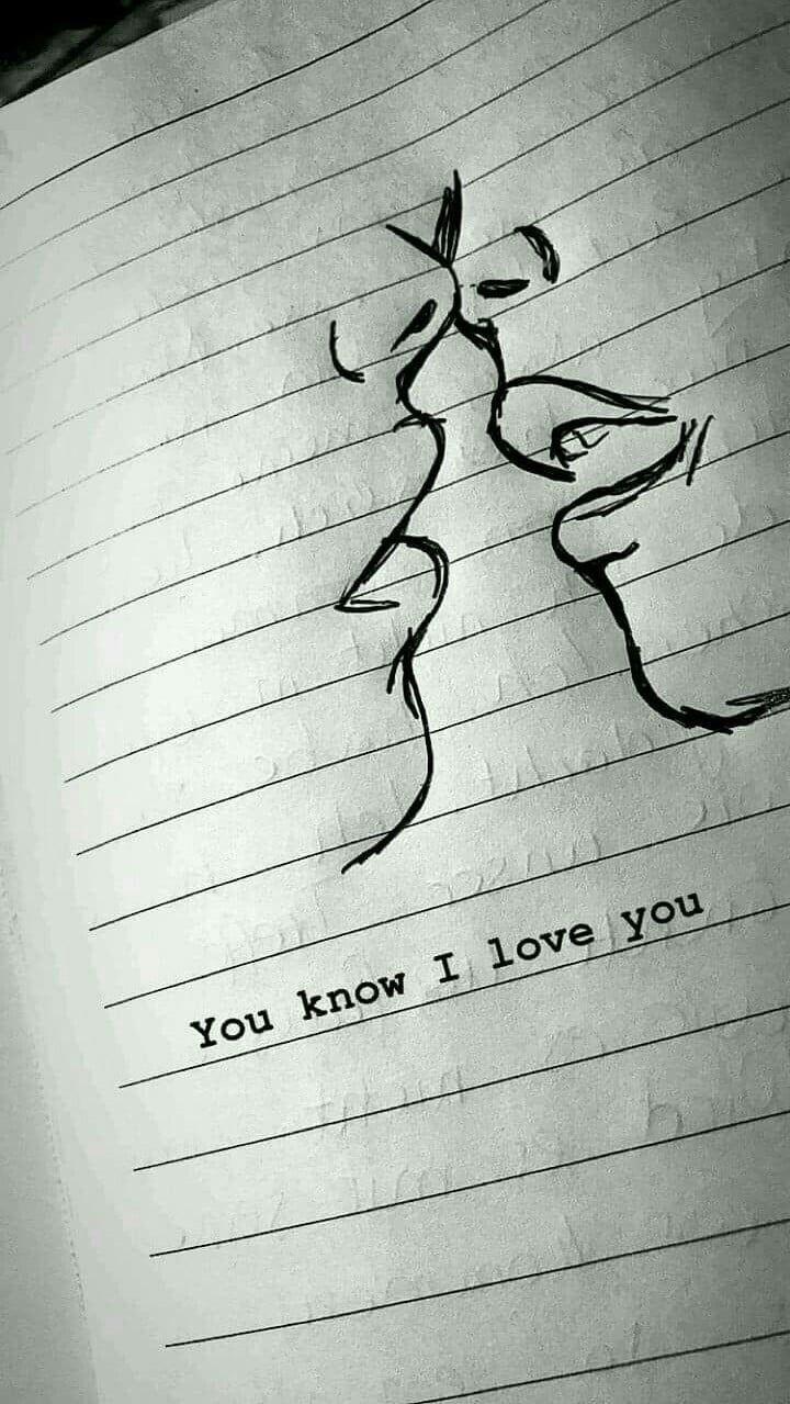 This Is The True Love Art Drawings Simple Pencil Art Drawings