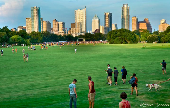 Literally do ANYTHING at Zilker Park.  http://do512.com/venue/zilker-park