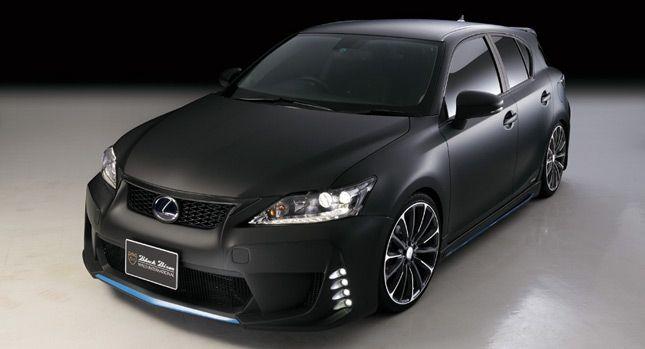 Carscoops : Lexus CT 200h posts